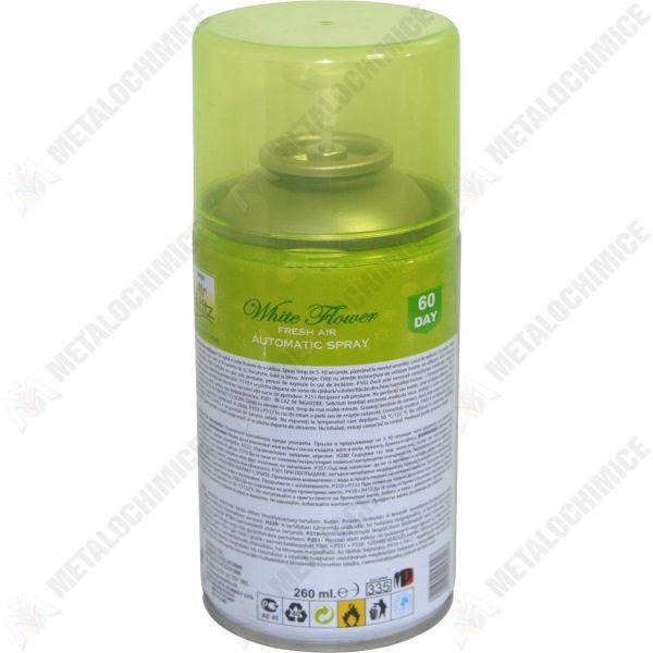 Odorizant camera profesional air bllitz flori albe 260 ml