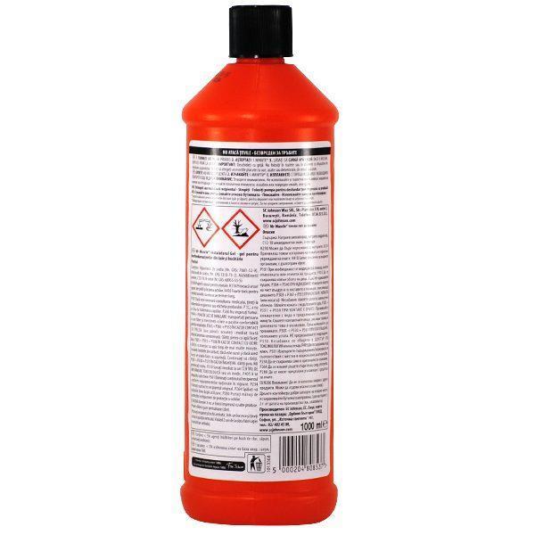 Mr. Muscle gel pentru desfundarea tevilor din baie si bucatarie, 1000ml