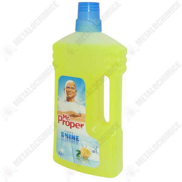 Mr proper, Clean and Shine 1L
