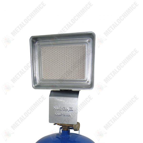 nurgaz arzator gaz incalzitor pe gaz butelie 1500w 1