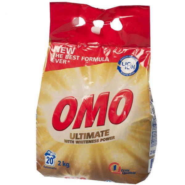 OMO Ultimate detergent automat 2kg