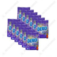 pachet 12 x detergent de rufe manual dero 2in1 levantica si iasomie 400g 1