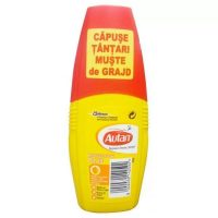 pachet 3 x autan spray tantari capuse muste 100 ml 2
