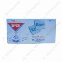 pachet baygon pastile impotriva tantarilor 6 x 30 buc 2