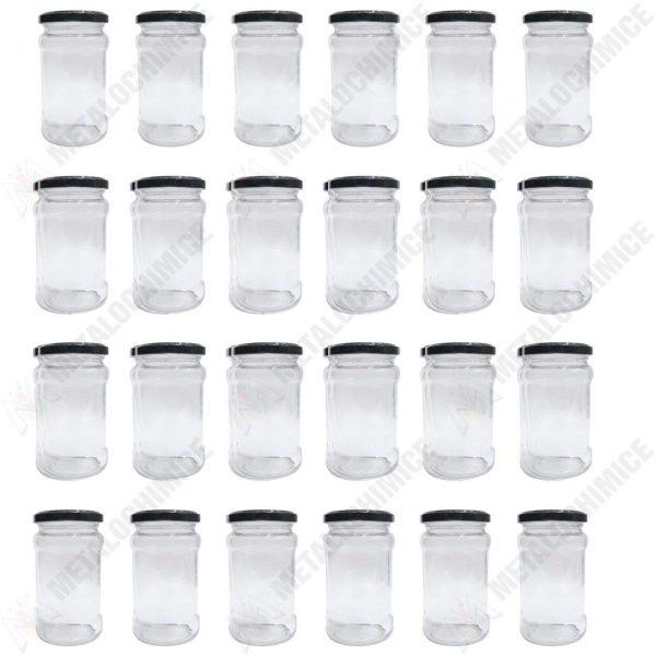 Borcane mici miere sticla