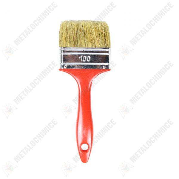 Pensula de vopsea decorativa / lac, lata, 100 mm  din categoria Pensule si amestecatoare