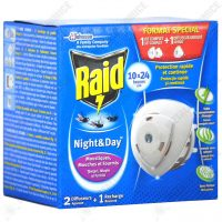 Raid Night & Day 2 aparate electrice   1 Rezerva  din categoria Aparate impotriva insectelor