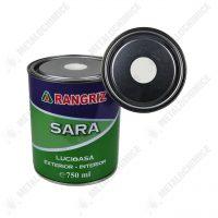rangriz sara vopsea lucioasa pentru pereti lemn interior alb 750 ml 1