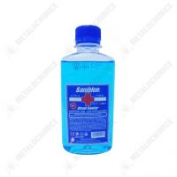 saniblue spirt alcool sanitar 70 grade 200 ml 1