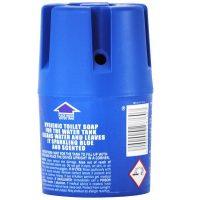 sano blue odorizant si igienizant pentru bazinul toaletei detergent solid 150g 2