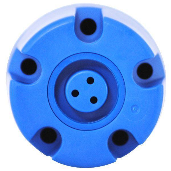 Sano Blue, Odorizant si igienizant pentru bazinul toaletei, Detergent solid, 150g