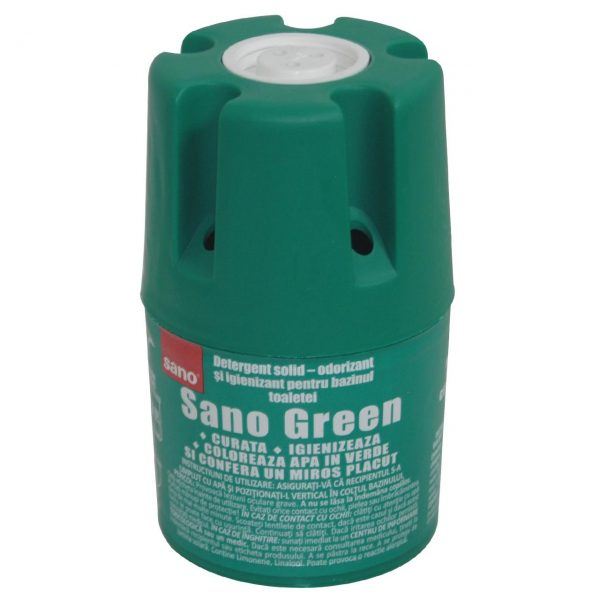 Sano green odorizant WC 150g