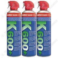 sano k600 spray insecticid universal 500 ml 3 bucati 1