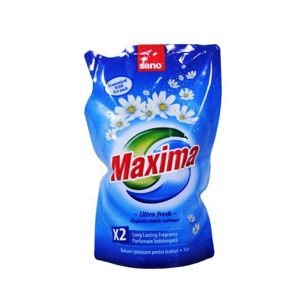 sano maxima rezerva balsam de rufe ultra fresh 1 l