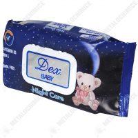 Servetele umede Dex Baby, Night Care  din categoria Servetele