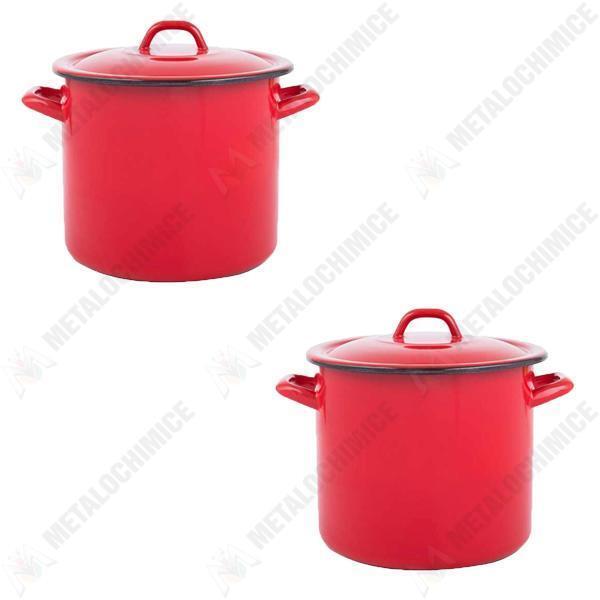 set-2-oale-emailate-cu-capac-2-5-litri-rosii-1