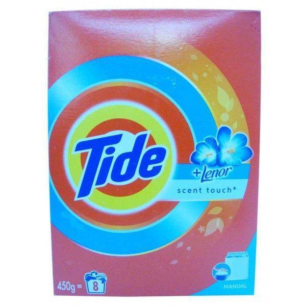 Tide detergent manual 450 g