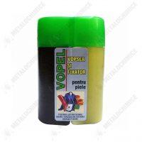 vopel vopsea pentru piele neagra 130 g 1
