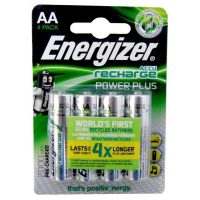 Energizer, Acumulatori AA, R6, 2000 mAh, 4 buc/set  din categoria Baterii Aacaline