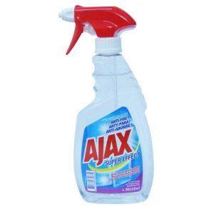 Ajax solutie geamuri 500ml Super efect