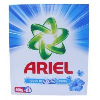 Ariel Touch of Lenor Fresh, Detergent automat, 400 g  din categoria Detergenti rufe