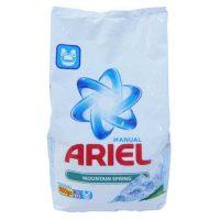 Ariel detergent manual 900g