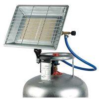 Pachet - Soba arzator pe gaz, 3000W + 2 x Furtun gaz + 2 x Colier furtun + Ceas butelie  din categoria Arzatoare pe gaz