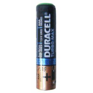 Baterie R3 Duracell Turbo Max AAA 1.5V