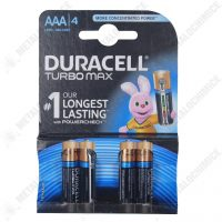 Baterie R3 Duracell Turbo Max AAA 1.5V  din categoria Baterii electrice