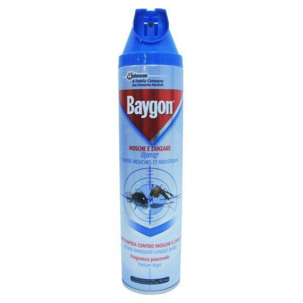 Baygon spray universal 400 ml