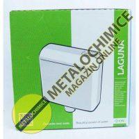 LAGUNA - Rezervor / bazin WC aparent pentru baie, ABS, semiinaltime, 6-9 L, start-stop  din categoria Accesorii Baie