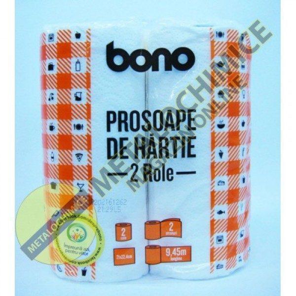 Bono prosoape de bucatarie 2 role 1
