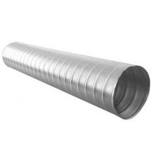 Burlan hota Diametru 120cm din aluminiu extensibil 2.5M