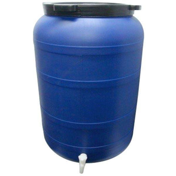 Butoi plastic 250 L cu robinet pentru vin