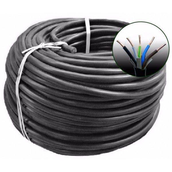 Cablu electric CYYF 5x10mm