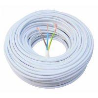Cablu litat 3x1.5 mm MYYM – 100m – H05VV-F  din categoria Conductori electrici