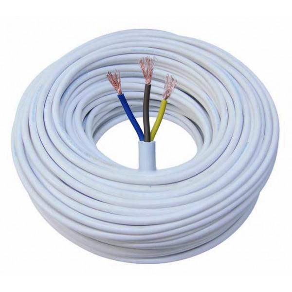 Cablu litat 3x2.5mm MYYM - 100m