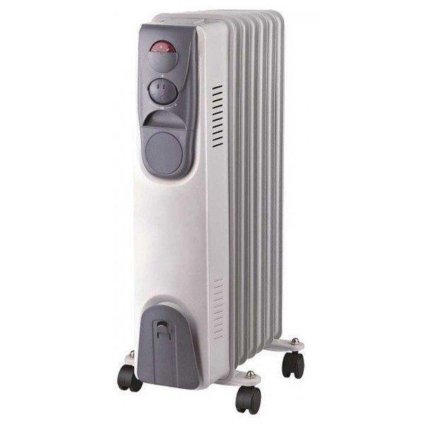 calorifer electric 7 elementi vortex 1500w 1