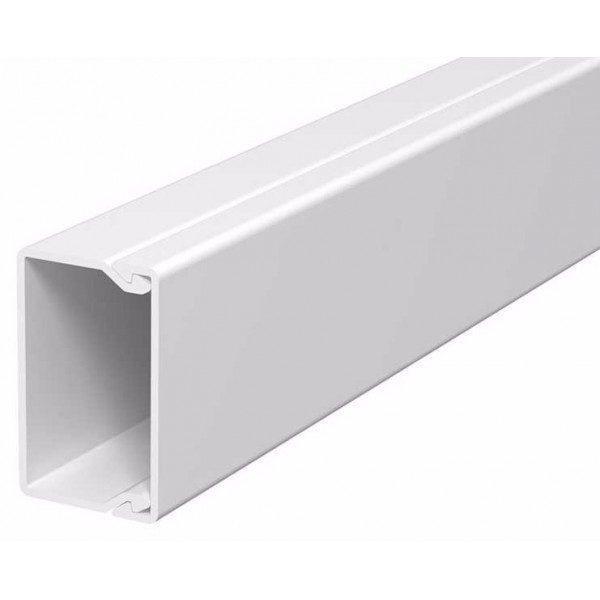 Canal cablu PVC 60x100mm  din categoria Canale cablu, tuburi flexibile si tevi