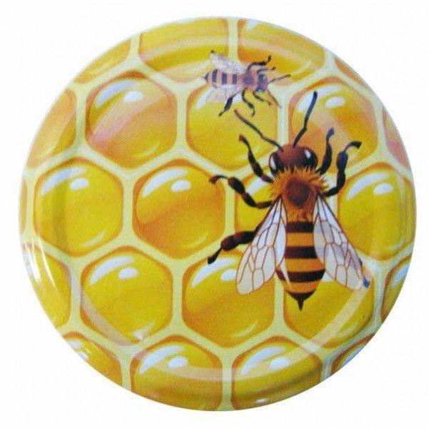 Capac borcan miere