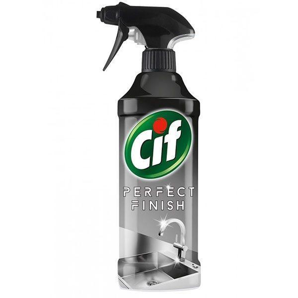 Cif pentru inox, perfect finish, 435ml 1