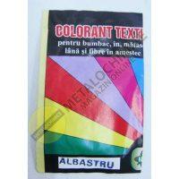 Colorant textil, Galus, Albastru, 10g