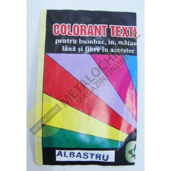 Colorant textil Galus Albastru 10 g