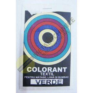 Colorant textil, Galus, Verde, 10g