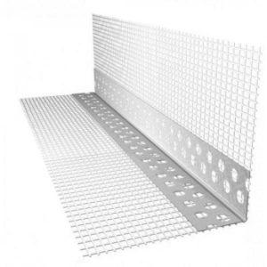 Coltar aluminiu cu plasa 2.5m
