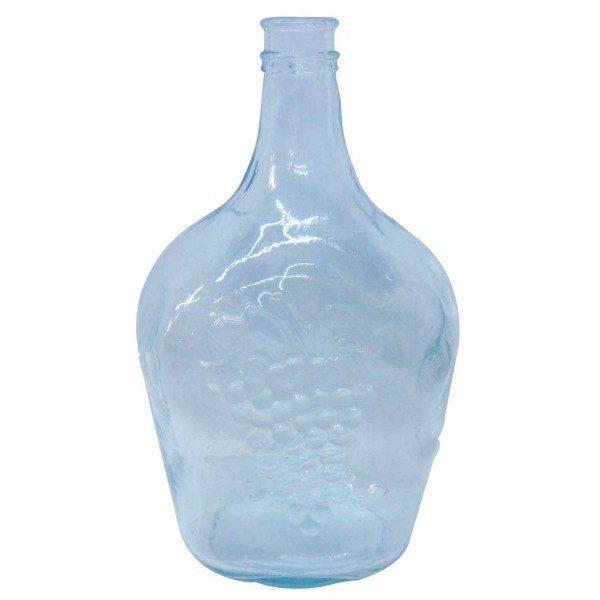 Pachet 6 bucati - Damigeana din sticla, 3L, Fara dop