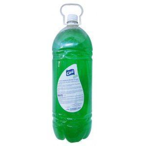 Detergent vase, Marine coral, Mar verde, 3L
