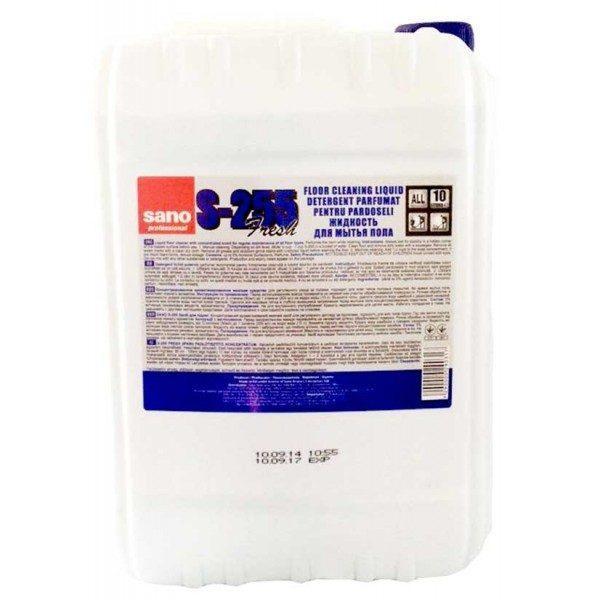 detergent pardoseli sano floor cleaner s 255 10l