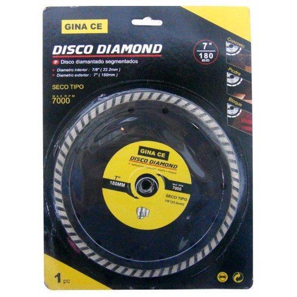 disc diamantat 180mm