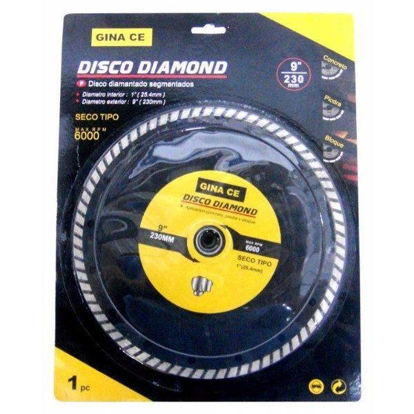 disc diamantat 230mm